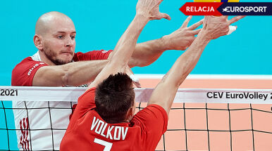 1/4 finału mistrzostw Europy: Polska – Rosja [Relacja]