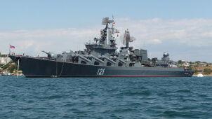 Rosjanie wysyłają okręty na Morze Śródziemne