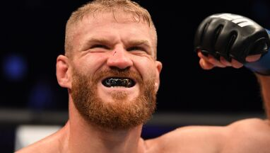 Błachowicz wraca do klatki UFC.