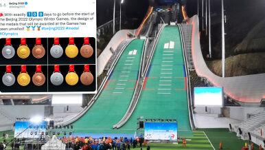 """""""Tong Xin"""", o nich marzą sportowcy, którzy będą walczyć w Pekinie"""