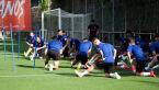 Trening Atletico Madryt przed starciem z Mallorcą