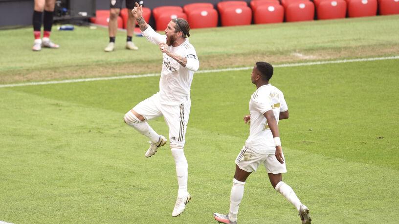 Znów skromnie, znów Ramos bohaterem