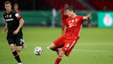 Tak Lewandowski tworzy swoją legendę. Gole z finału Pucharu Niemiec