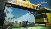 Bernard najlepszy na 2. etapie Wirtualnego Tour de France, Bevin z CCC Team piąty