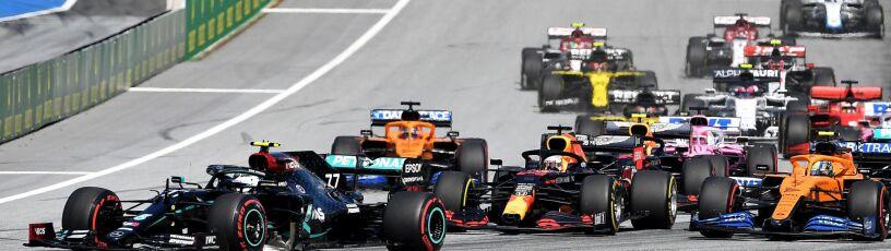 Szalona Grand Prix Austrii. Mistrz przesunięty poza podium