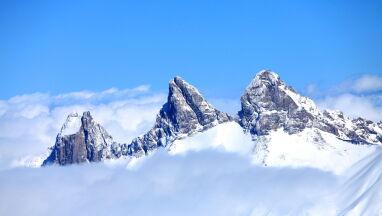 Tragedia w Alpach. Wspinacz nie przeżył upadku