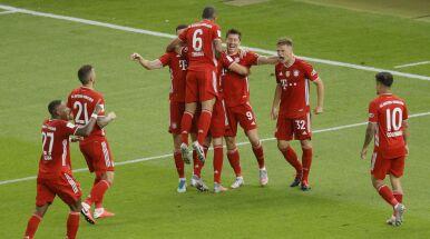 Było mistrzostwo, teraz jest Puchar Niemiec.