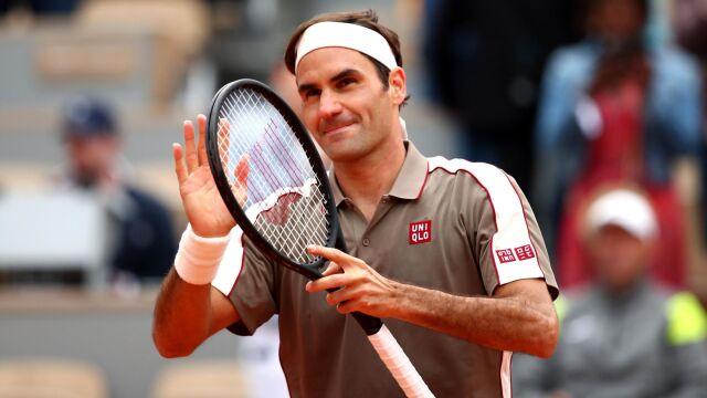 Udany powrót Federera. Rywal nie miał nic do powiedzenia