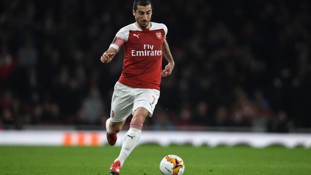 Gwiazda Arsenalu opuści finał Ligi Europy ze względów bezpieczeństwa