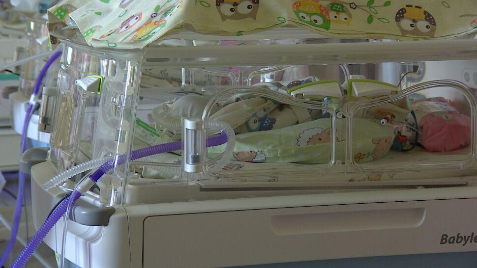 Polski szpital po raz pierwszy powitał sześcioraczki