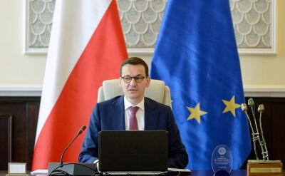 Premier Mateusz Morawiecki nie chce ujawnić majątku żony