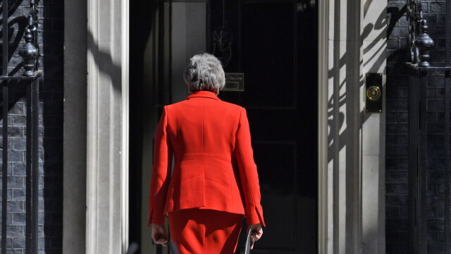"""""""Gdzie jest Boris?"""". Debata kandydatów do zastąpienia May"""