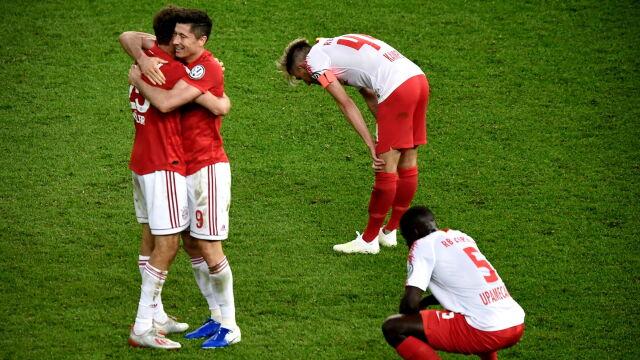 Lewandowski po kosmicznym golu: kto nie próbuje, ten nic nie ma