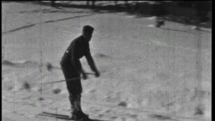 Niemieccy żołnierze szusują na Gubałówce