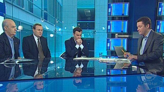 Poranek TVN24 10.04.2010. Część 2.