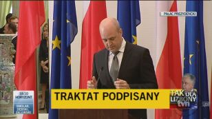 Premier Szwecji o rozszerzeniu UE