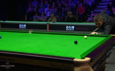 Setka Wilsona w półfinale Welsh Open