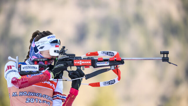Biało-Czerwoni znów na trasie w Anterselvie. Kolejny dzień biathlonowych mistrzostw świata