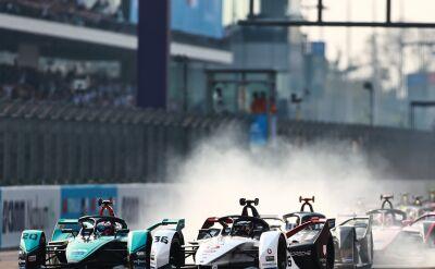 Najważniejsze wydarzenia z ePrix w Meksyku