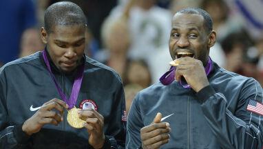 Podano szeroką kadrę USA na koszykarski turniej IO.