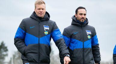 Krzysztof Piątek ma tymczasowych trenerów. Duet zastąpi Klinsmanna
