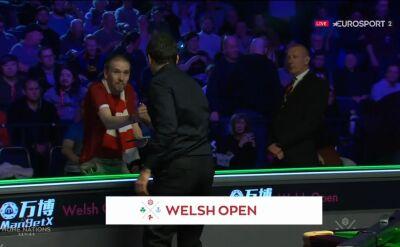 O'Sullivan w formie. Awansował do 4. rundy Welsh Open, zbił żółwika z kibicem