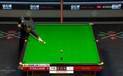 1042. setka O'Sullivana w karierze