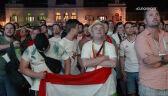 Tłumy kibiców w Budapeszcie oglądało mecz Niemcy – Węgry