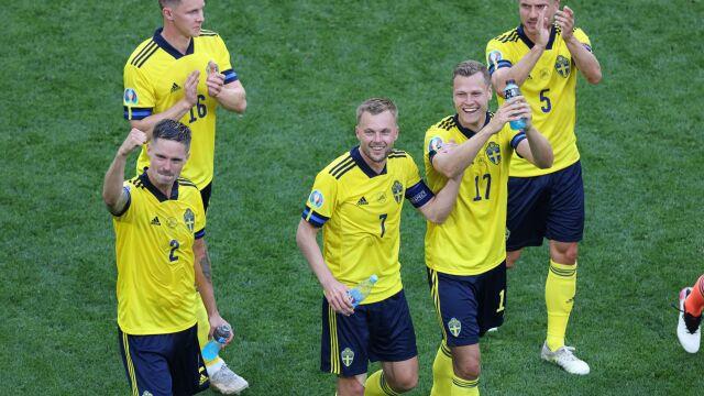 Szwecja awansowała z grupy jeszcze przed meczem z Polską
