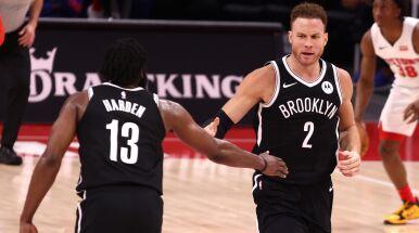 Świetny mecz Hardena i wygrana Nets. Pobudka obrońców tytułu