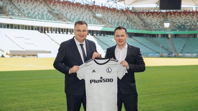 Legia Warszawa przywitała Czesława Michniewicza