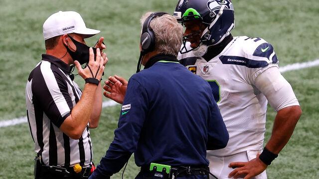 Ostrzeżenia nie wystarczyły. Milion dolarów kary za brak trzech masek w NFL