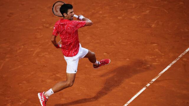 Djoković wkracza do gry. Plan transmisji trzeciego dnia French Open w Eurosporcie