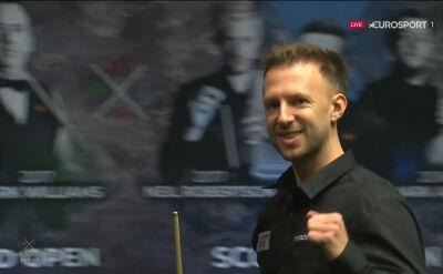 Zobacz cały maksymalny brejk Judda Trumpa w 2. rundzie Northern Ireland Open