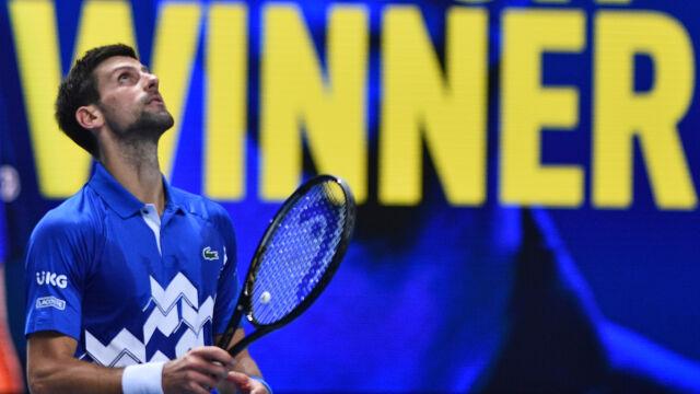Djoković wciąż niepokonany przez Schwartzmana. Łatwe zwycięstwo Serba w ATP Finals