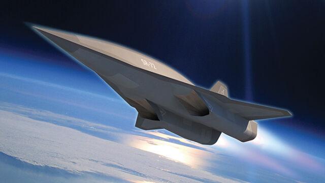 Narodziny nowej legendy lotnictwa? Amerykanie pokazują tajny projekt