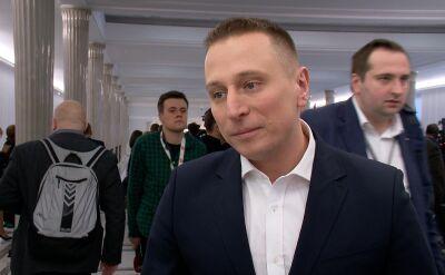 Krzysztof Brejza ma wątpliwości co do kierowcy BMW żandarmerii