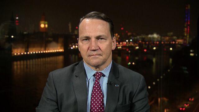 Sikorski: Waszczykowski był wiceministrem w naszym rządzie