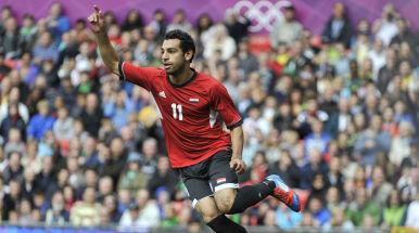 Tak czarował w Londynie młodziutki Salah. W Tokio może dojść do powtórki