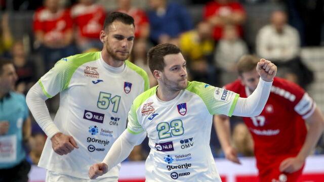 Słoweńscy piłkarze ręczni przedłużyli nadzieje Polaków
