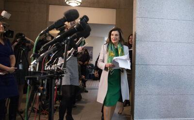 W środę głosowanie w sprawie przesłania artykułów impeachmentu do Senatu