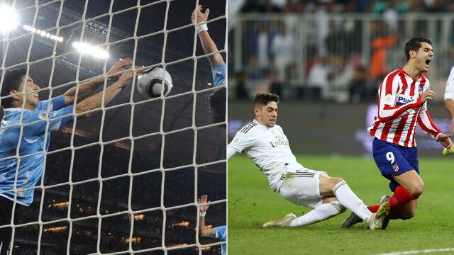 """Piłkarz Realu jak Suarez na mundialu. """"To nie przypadek, że wywodzi się z Urugwaju"""""""