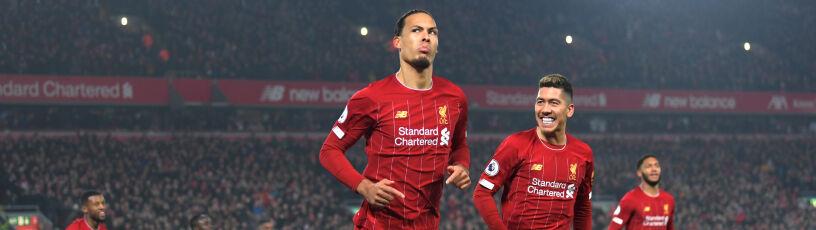 """Maszyna Kloppa sięnie zacina. Liverpool wygrał """"Bitwę o Anglię"""""""
