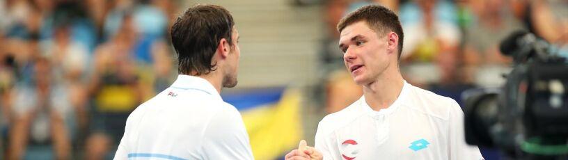 Roland Garros jeszcze się nie rozpoczął, a Majchrzakowi już dopisało szczęście