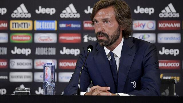 Wielkie nadzieje, niska pensja. Pirlo na szarym końcu listy płac Juventusu