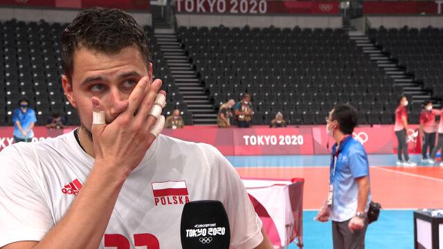 Tokio. Drzyzga po meczu Polska – Francja w ćwierćfinale turnieju siatkarzy