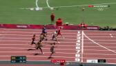 Tokio. Reprezentanci USA nie awansowali do finału sztafety 4x100 m mężczyzn