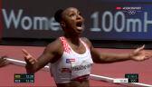 Tokio. Camacho-Quinn mistrzynią olimpijską w biegu na 100 m przez płotki