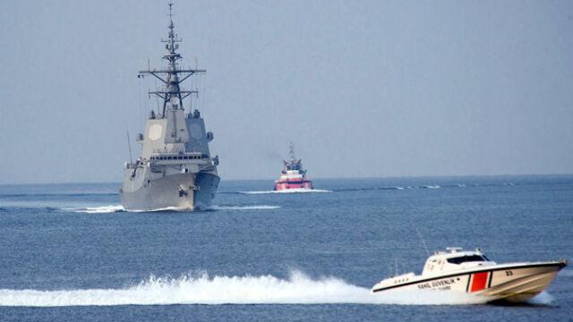 """Konflikt na wschodzie Ukrainy """"może realnie przekształcić się w konflikt na Morzu Czarnym"""""""