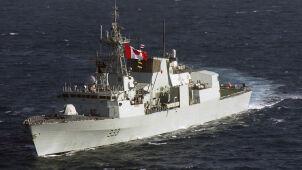 Okręty NATO płyną do Odessy